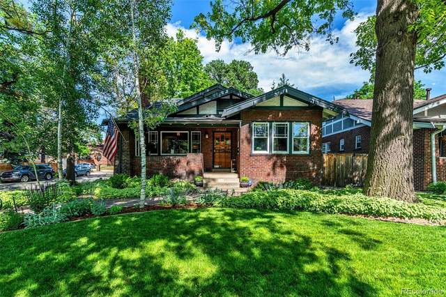 1200 S Gaylord Street, Denver, CO 80210 (#9592941) :: The HomeSmiths Team - Keller Williams