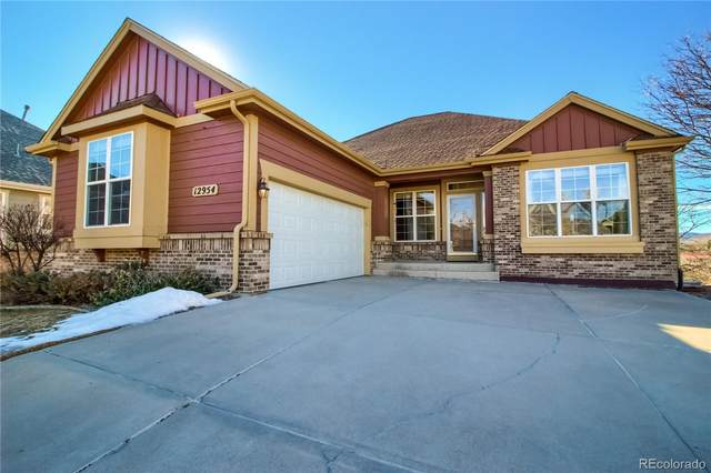 12954 W 77th Drive, Arvada, CO 80005 (#9593163) :: Chateaux Realty Group