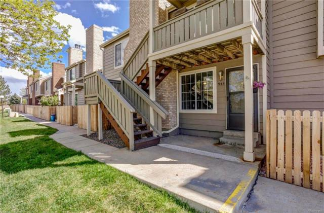 935 Summer Drive, Highlands Ranch, CO 80126 (#9593713) :: The Peak Properties Group