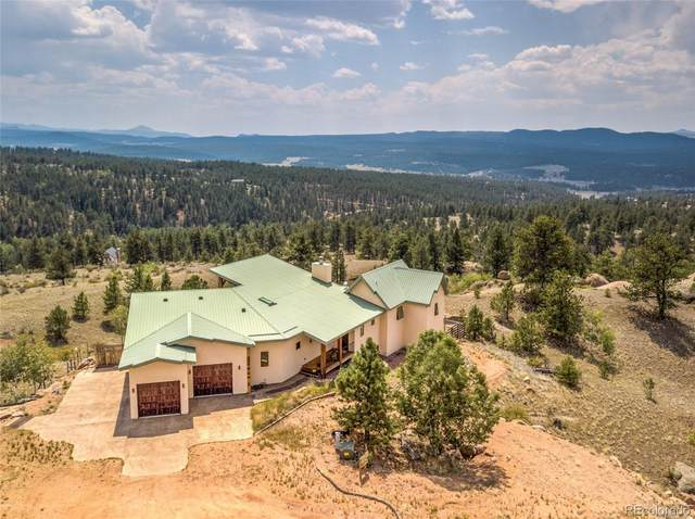 170 Ute Trail, Florissant, CO 80816 (#9593826) :: The DeGrood Team