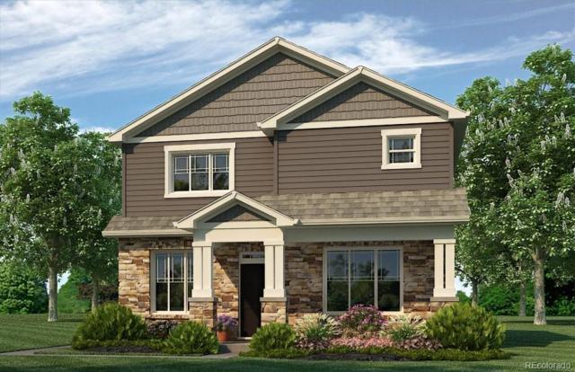 6694 Longpark Drive, Parker, CO 80138 (#9593862) :: Ben Kinney Real Estate Team