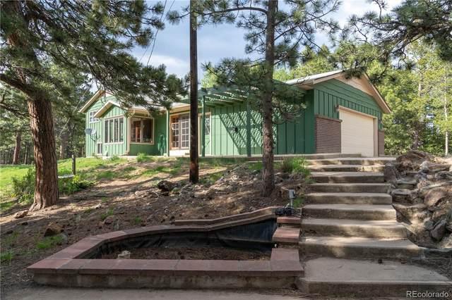 11865 Nob Way, Golden, CO 80403 (#9594048) :: Mile High Luxury Real Estate