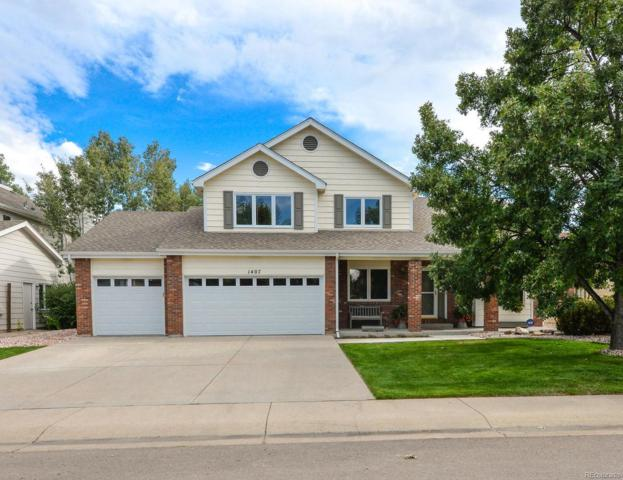 1407 Barberry Drive, Fort Collins, CO 80525 (#9594981) :: The City and Mountains Group