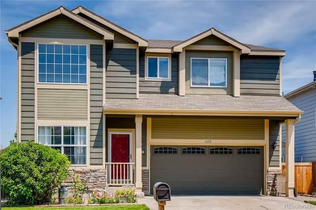 11173 Eagle Creek Parkway, Commerce City, CO 80022 (MLS #9595041) :: 8z Real Estate