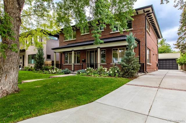 935 Locust Street, Denver, CO 80220 (MLS #9595242) :: Keller Williams Realty