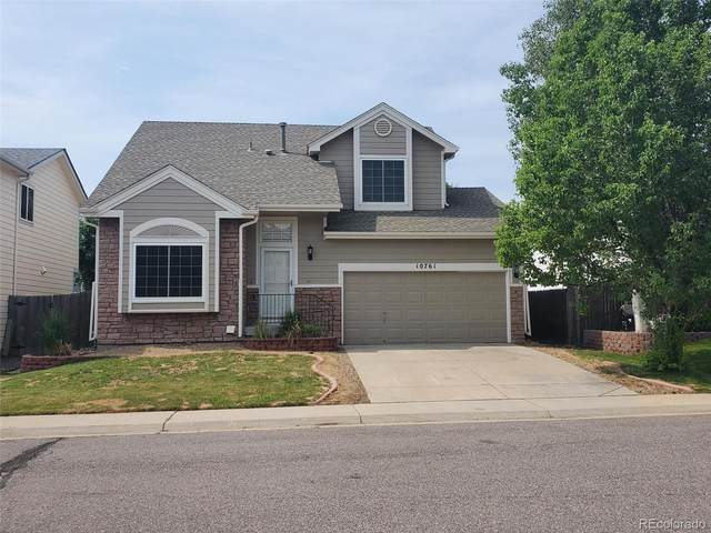 10761 W 107th Circle, Westminster, CO 80021 (#9595331) :: The Griffith Home Team