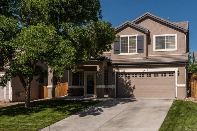10417 Tracewood Drive, Highlands Ranch, CO 80130 (#9595958) :: The DeGrood Team