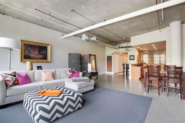 1720 Wazee Street 2D, Denver, CO 80202 (#9595969) :: Kimberly Austin Properties