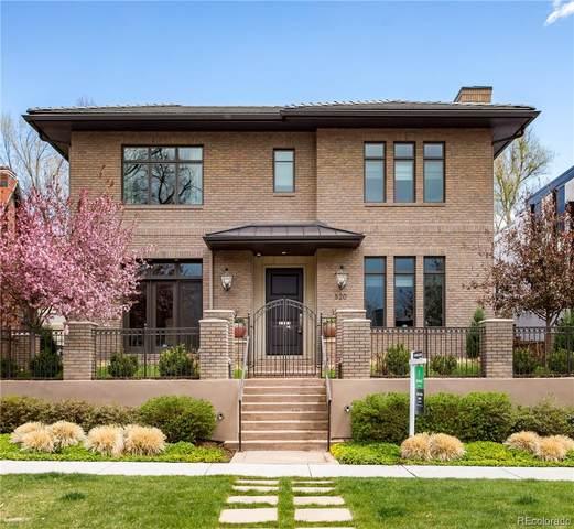520 Steele Street, Denver, CO 80206 (#9596394) :: The Gilbert Group