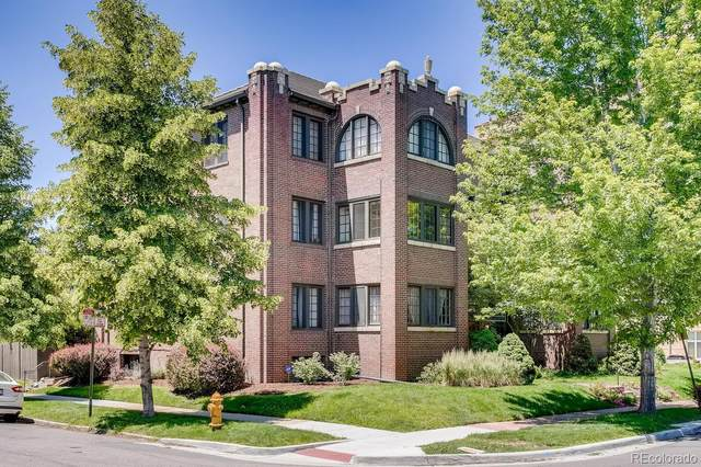 1 N Downing Street #4, Denver, CO 80218 (#9596407) :: Sultan Newman Group