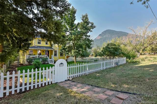 277 Glenway Street, Palmer Lake, CO 80133 (#9596512) :: Bring Home Denver with Keller Williams Downtown Realty LLC