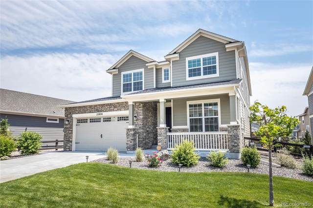 23856 E Rocky Top Avenue, Aurora, CO 80016 (#9596637) :: The DeGrood Team