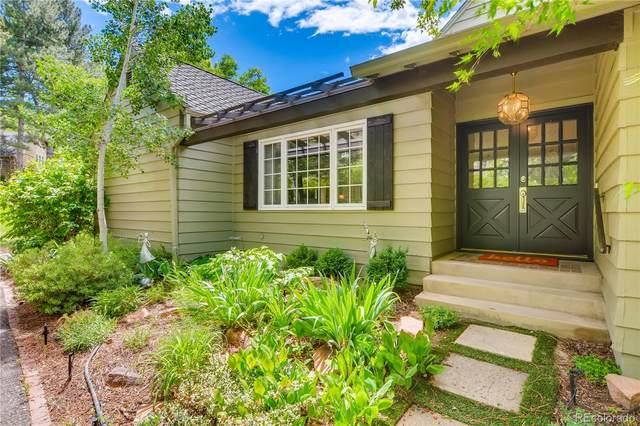 4505 S Yosemite Street #411, Denver, CO 80237 (MLS #9596696) :: 8z Real Estate