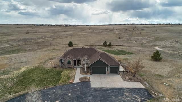 517 Antelope Drive, Bennett, CO 80102 (#9597045) :: Stephanie Fryncko   Keller Williams Integrity