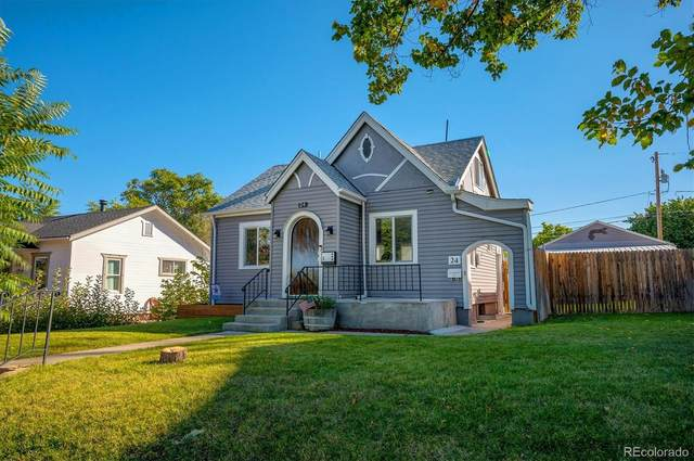 24 S Hazel Court, Denver, CO 80219 (#9597480) :: The Griffith Home Team