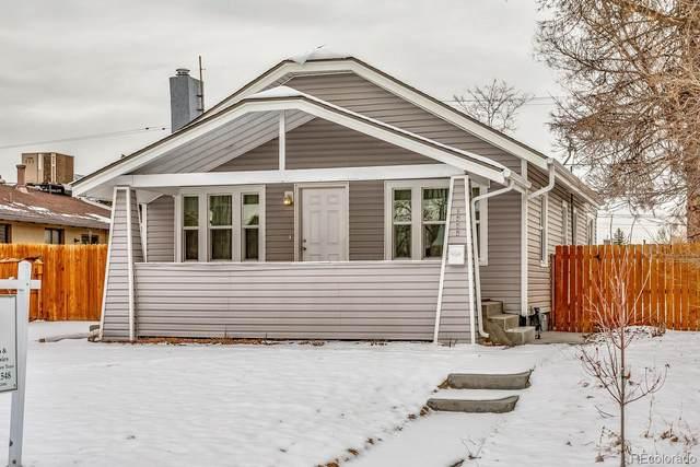 1444 Tamarac Street, Denver, CO 80220 (MLS #9597722) :: Bliss Realty Group