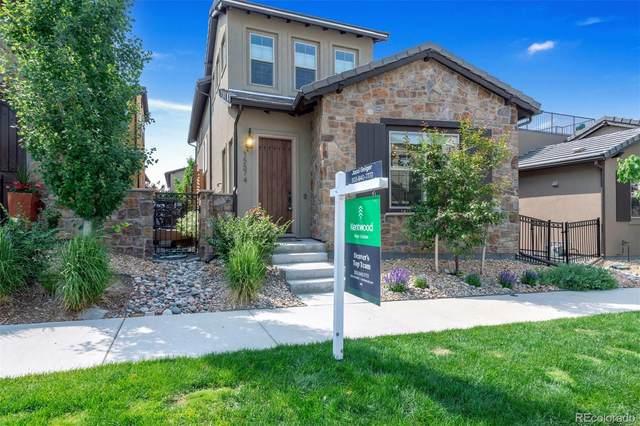 15574 W Harvard Avenue, Lakewood, CO 80228 (#9597727) :: iHomes Colorado