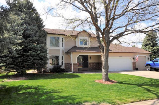11103 Dartmoor Court, Parker, CO 80138 (MLS #9597970) :: 8z Real Estate