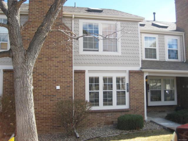 9601 W Chatfield Avenue E, Littleton, CO 80128 (#9598211) :: The Peak Properties Group