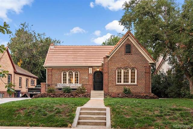 1775 Holly Street, Denver, CO 80220 (MLS #9598321) :: Bliss Realty Group
