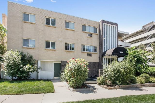 1139 York Street, Denver, CO 80206 (#9598333) :: The DeGrood Team