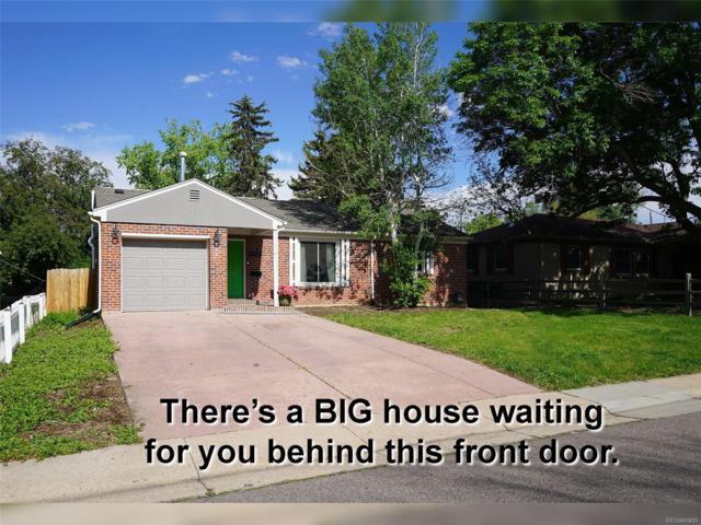 1030 Jasmine Street, Denver, CO 80220 (#9599044) :: Wisdom Real Estate