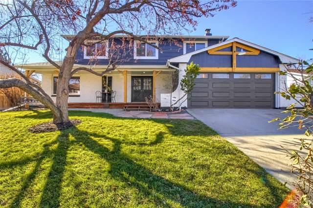 8435 Newland Drive, Arvada, CO 80003 (#9599340) :: The Peak Properties Group