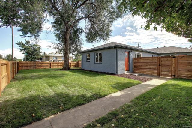 5190 E 33rd Avenue, Denver, CO 80207 (#9599394) :: House Hunters Colorado