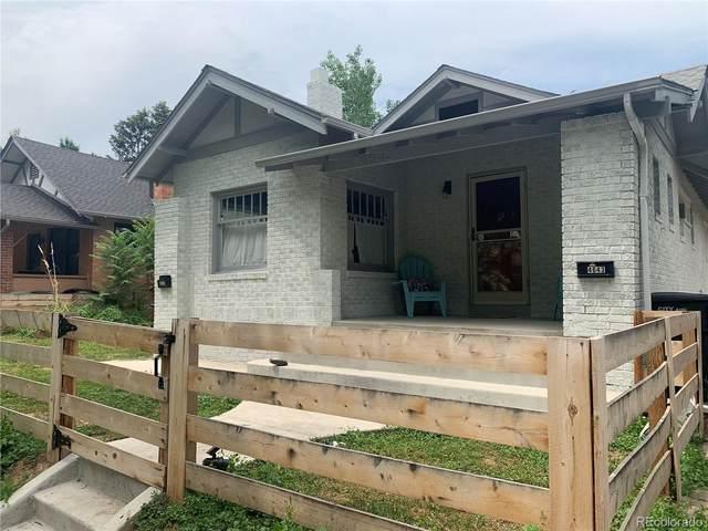 4643 E Batavia Place, Denver, CO 80220 (#9599435) :: Wisdom Real Estate