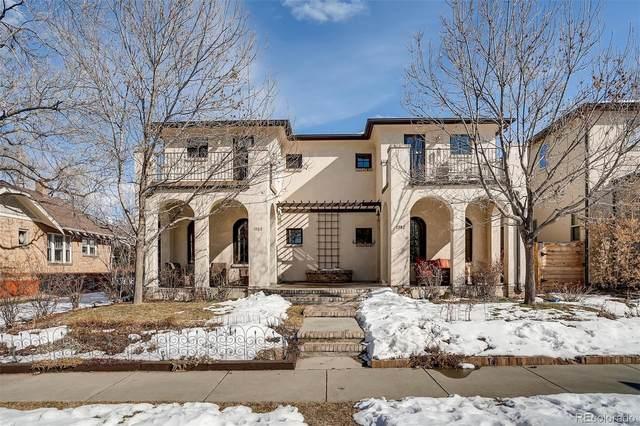 1980 S Pennsylvania Street, Denver, CO 80210 (MLS #9599541) :: 8z Real Estate