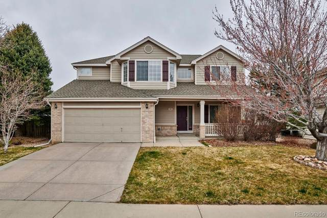 17001 W 64th Drive, Arvada, CO 80007 (#9599591) :: The Peak Properties Group