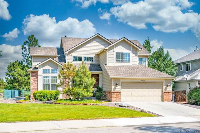 16073 W 66th Circle, Arvada, CO 80007 (#9599643) :: Bring Home Denver with Keller Williams Downtown Realty LLC