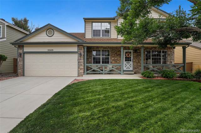 3589 Boardwalk Circle, Highlands Ranch, CO 80129 (MLS #9599697) :: Bliss Realty Group