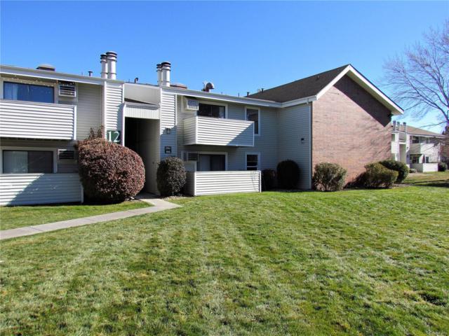 10150 E Virginia Avenue #206, Denver, CO 80247 (#9600209) :: The Griffith Home Team