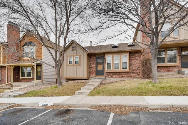 6820 Overland Drive, Colorado Springs, CO 80919 (#9600797) :: The Healey Group