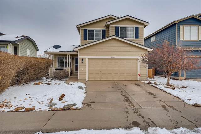 21847 Silver Meadow Circle, Parker, CO 80138 (#9600861) :: iHomes Colorado