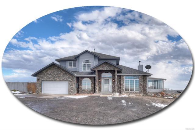 5455 S Tom Bay Court, Bennett, CO 80102 (MLS #9600989) :: 8z Real Estate