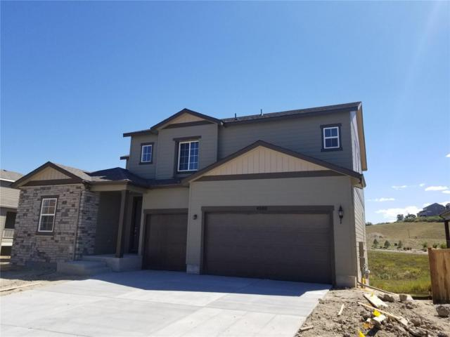 4088 Spanish Oaks Way, Castle Rock, CO 80108 (#9601317) :: The Griffith Home Team