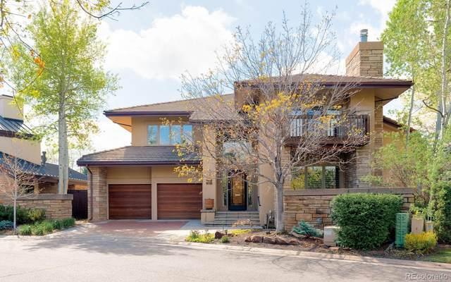 400 S Steele Street #16, Denver, CO 80209 (#9601345) :: The Griffith Home Team