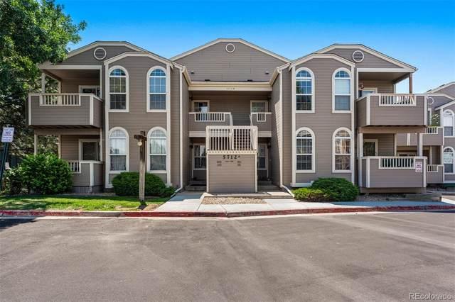 5712 W Asbury Place A-202, Lakewood, CO 80227 (MLS #9601365) :: Stephanie Kolesar