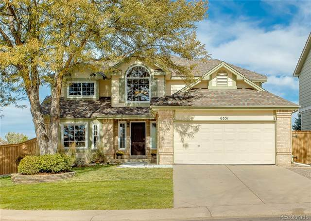 6531 Yale Drive, Highlands Ranch, CO 80130 (#9601685) :: The Harling Team @ Homesmart Realty Group