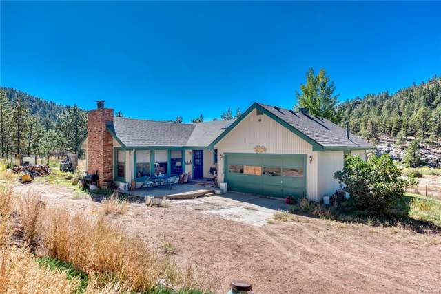 2713 Lakemoor Drive, Florissant, CO 80816 (#9601899) :: The DeGrood Team