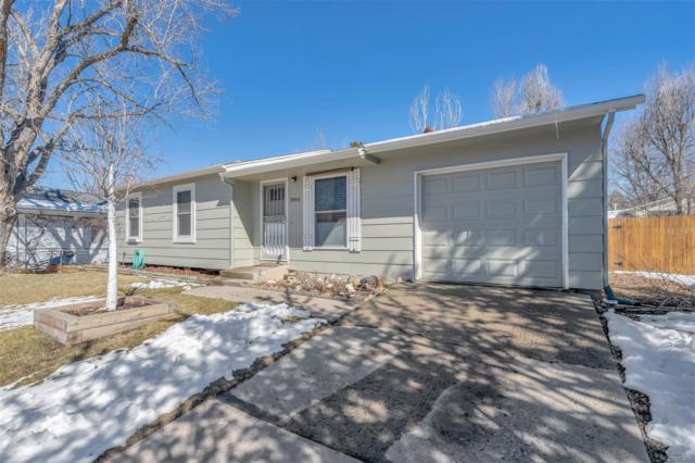3084 S Holland Court, Lakewood, CO 80227 (#9602155) :: The Peak Properties Group