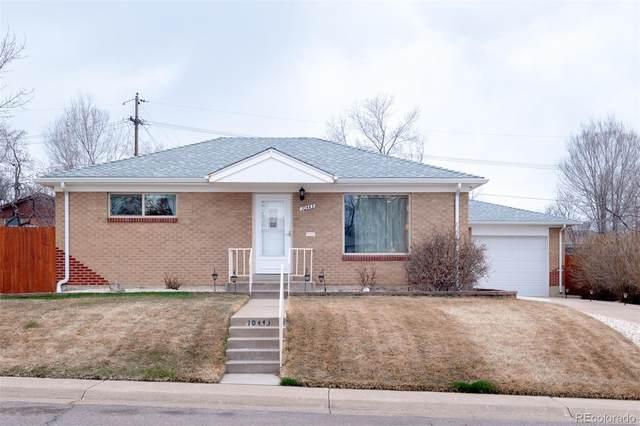 10443 Washington Way, Northglenn, CO 80233 (MLS #9602275) :: Kittle Real Estate