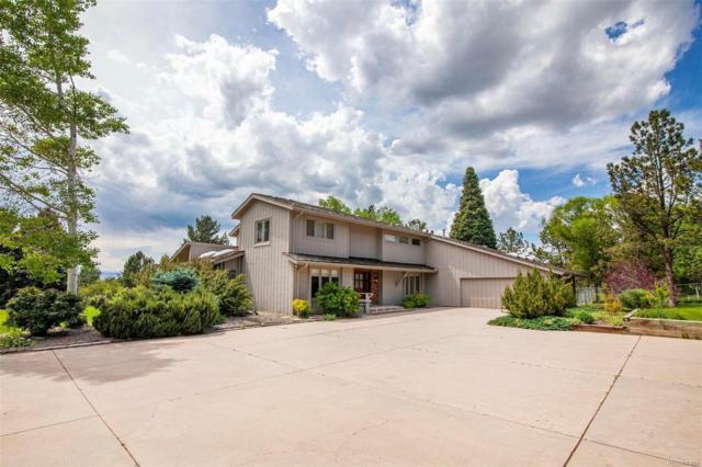 3 Greenridge Road, Greenwood Village, CO 80111 (#9602814) :: The HomeSmiths Team - Keller Williams