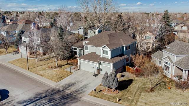 16201 Parkside Drive, Parker, CO 80134 (MLS #9602996) :: Kittle Real Estate