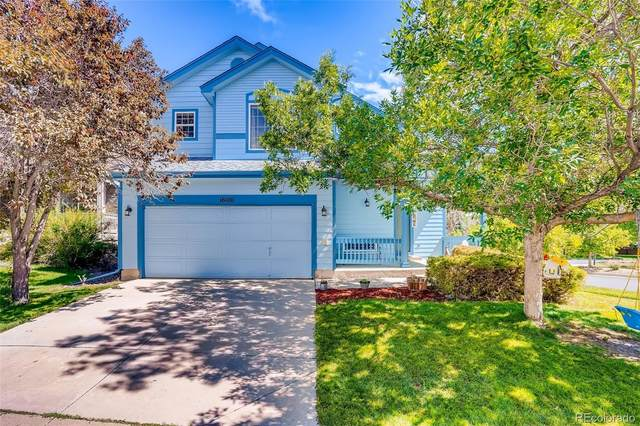 16100 White Hawk Drive, Parker, CO 80134 (#9603117) :: The DeGrood Team