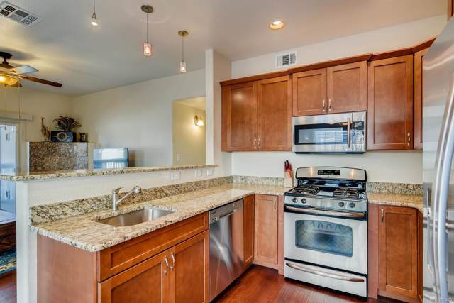 8425 Pebble Creek Way #102, Highlands Ranch, CO 80126 (#9603277) :: The DeGrood Team