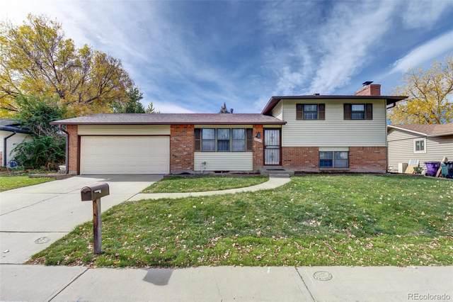 3119 S Dayton Court, Denver, CO 80231 (#9603328) :: Real Estate Professionals