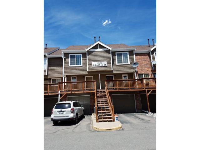 17101 E Baltic Drive G, Aurora, CO 80013 (MLS #9603591) :: 8z Real Estate
